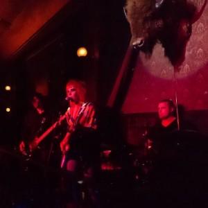Mignon live at Monty2