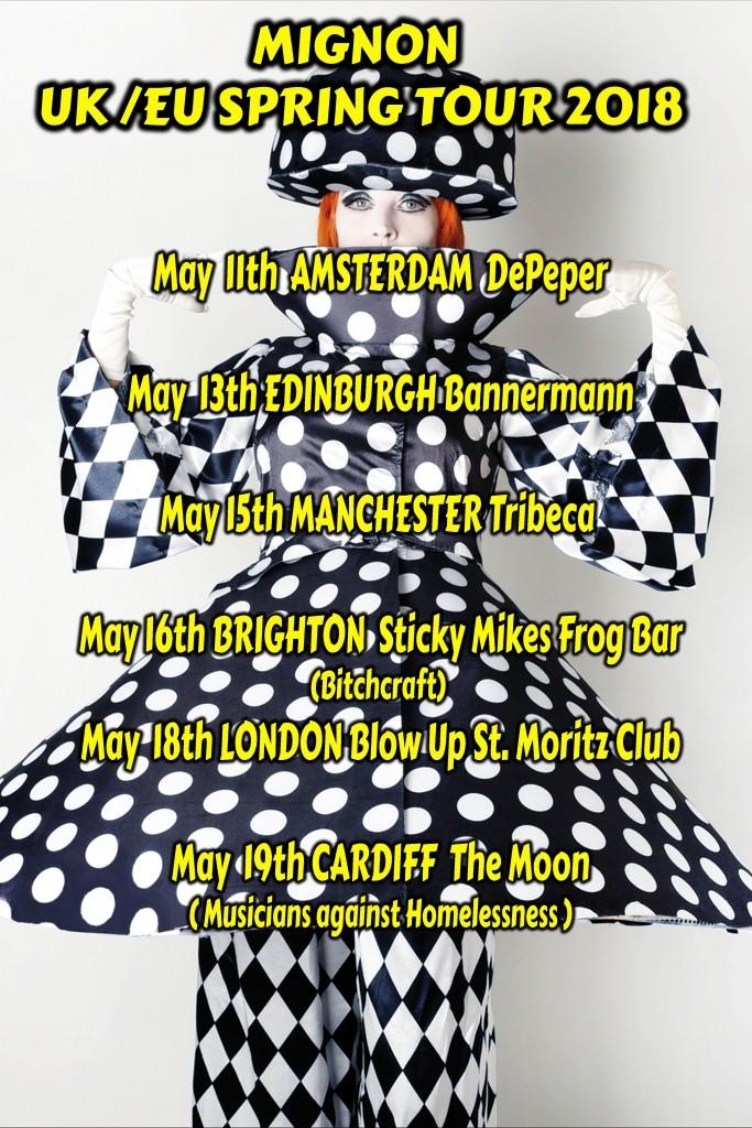 UK SPRING TOUR